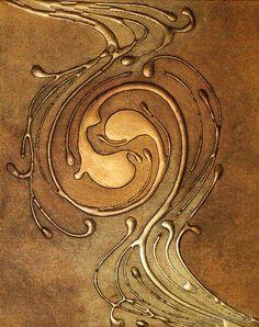 «NOUVEAU COLLECTION ~ OPPOSING» de LacewingDesign