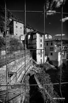 Brienno, ricostruzione dopo la frana, Lake Como