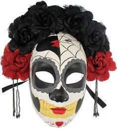 La Catrina Day of The Dead Mask - $26.24