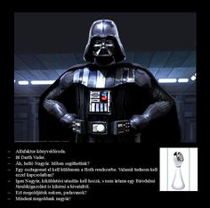 Ügyfelünk: Darth Vader
