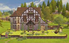 House 20 - The Sims 4 ~ Via Sims