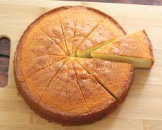My Kitchen Snippets: Orange Butter Cake