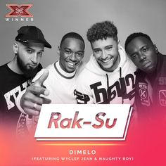 Listen to Dimelo (X Factor Recording) by Rak-Su on Deezer. With music streaming on Deezer you can discover more than 56 million tracks, create your own playlists, and share your favorite tracks with your friends. Myles Rak Su, Wyclef Jean, Trending Music, Free Ringtones, Hobbies And Interests, Salsa Dancing, Music Download, Get To Know Me, Nice To Meet