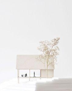 Trendy Landscape Architecture Model Home Ideas Maquette Architecture, Landscape Architecture Model, Landscape Model, Architecture Panel, Architecture Portfolio, School Architecture, Architecture Design, Model Tree, 3d Modelle