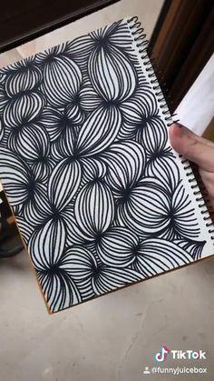 Doodle Art Drawing, Zentangle Drawings, Mandala Drawing, Zentangle Patterns, Zen Doodle Patterns, Art Drawings Sketches Simple, Pencil Art Drawings, Mandala Art Lesson, Doodle Art Designs