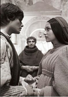 Romeo and Juliet : Leonard Withing, Olivia Hussey.
