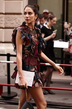 #textures #colors #dress #prefall