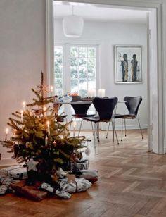 Stockholm Vitt - Interior Design: Wintery Home