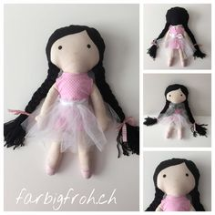 www.farbigfroh.ch #Puppe