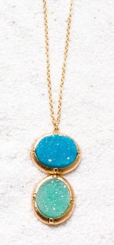 Guy & Eva's Dionne necklace, $49.
