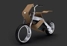 Futuristic Bike, Biona Electric Bike By Jordi Poblet