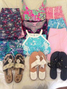 fef4d55a25c958 erika-annee Spraaaang break ready Preppy Outfits