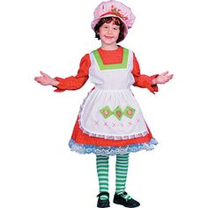 Fairy Tale Country Halloween Costume for Toddler