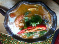 Silom Cooking School: Tom Yum Soup