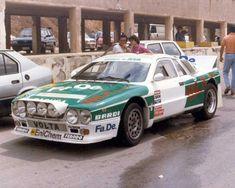 1986 Lancia 037
