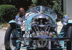 Peter Sellers in his one-of-a-kind automobile on This TV's official movie page for The Party - Released Apr 3, 1968