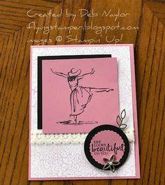 The Flying Stamper: ICS Blog Hop Beautiful You