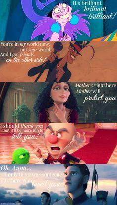 For The Love Of Disney - Villains!