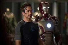 Iron Man 3 : Découvrez la featurette Tony Strak et ses armures
