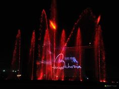 Art and light made the whole city a canvas in Bahrain's first-ever Light Festival