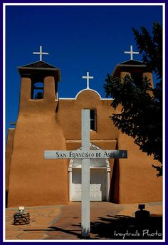 Rancho De Taos, NM, Country Churches