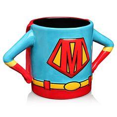 Superhero Mom Mug | ThinkGeek