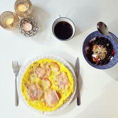 Gillar lediga dagar och sena frukostar