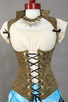 e9ef272592 73 Best Corsets and Renaissance Costume Ideas images