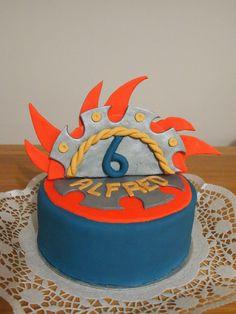 Beyblade Cake #bayblade #gateau #boy #birthday