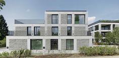 Areal Giessen Meilen / Max Dudler Architekt
