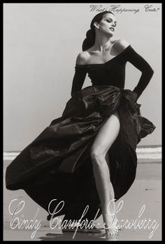 #CindyCrawford Whats Happening, Cate? (my life with her)