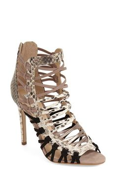 Steve Madden 'Sleik' Strappy Sandal (Women) available at #Nordstrom