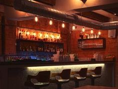 Oskar's Bar At Dabbous London Bar