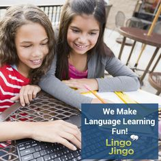 Making #languagelearning a #weekend activity is possible!  Discover our fun lessons at http://lingojingo.com/home