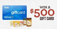 Win a $500 Walmart Gift Card {US} (10/31/2016) via... sweepstakes IFTTT reddit giveaways freebies contests
