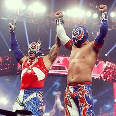 Tag Team Rey Mysterio & Sin Cara