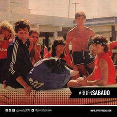 #BuenDiaRojo! #BuenSabado! 😈 Pretemporada en Necochea. Sivisky, Santella, Ubaldi, Garnero, Villarreal y Craviotto.