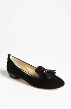 Free shipping and returns on VC Signature 'Nancy' Loafer at Nordstrom.com. Flouncy tassels detailed with logo-etched hardware trim a suede loafer with a timeless silhouette.