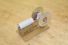 Picture of Toilet Paper Engine