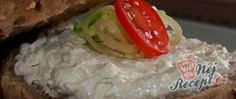 Pomazánka z nivy Parmesan, Grains, Rice, Yummy Food, Baking, Fitness, Top Recipes, Sandwich Spread, Delicious Food