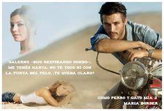 Como perro y gato, Mia 2_Maria Border