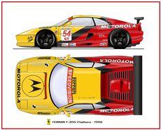 Ferrari F-355 Challence 1998