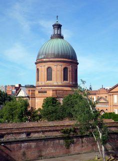 Toulouse : Dôme de la Grave