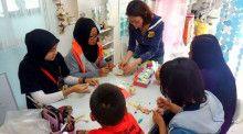 2015年マレーシアの女の子たち制作