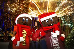 top 6 photo spots while visiting christmas in hershey