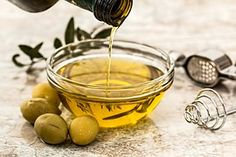 Olive oil is good for certain people for their hair.. so if Coconut or Almond Oil do not seem comfortable, feel free to use Olive oil..