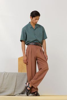 Lemaire Spring 2014 Menswear Fashion Show Collection