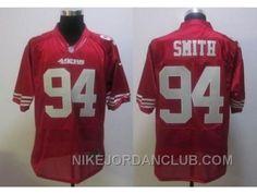 http://www.nikejordanclub.com/nike-san-francisco-49ers-94-smith-red-elite-jersey-cngsg.html NIKE SAN FRANCISCO 49ERS #94 SMITH RED ELITE JERSEY CNGSG Only $23.00 , Free Shipping!