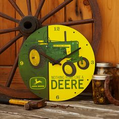 Take a look at the John Deere Home & Gear event on zulily today!