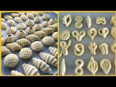 افكار جديدة \ اشكال ستجعلك اميرة مميزفي المطبخ New ideas how to make your pastry Baking Soda Clay, Baking Soda Shampoo, Baking Soda Uses, Quick Easy Desserts, Easy Baking Recipes, Baking Ideas, How To Make Pastry, Baking Logo Design, Quick Cake